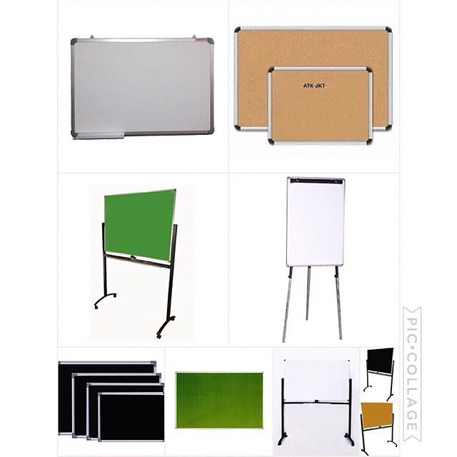 """Pusat Papan Tulis  Whiteboard Blackboard Flipchart Softboard Mesin, Lemari & Peralatan Kantor Lain  https://www.tokopedia.com/toko-atk-jkt/etalase/papan-tulis-white-board-black-board-soft-board-cork-board-flip-chart/page/12  Tokopedia: Toko ATK JKT WA: 081510051350"" by @whiteboard.flipchart.indonesia. #capture #pictures #pic #exposure #photos #snapshot #picture #composition #pics #moment #focus #all_shots #color #foto #photograph #fotografia #photographyeveryday #photoart #ig_shutterbugs…"