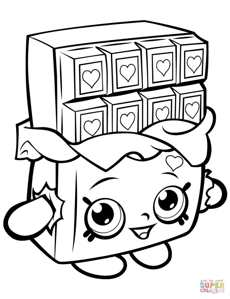 The Best Printable Shopkin Coloring Pages – Mason Website