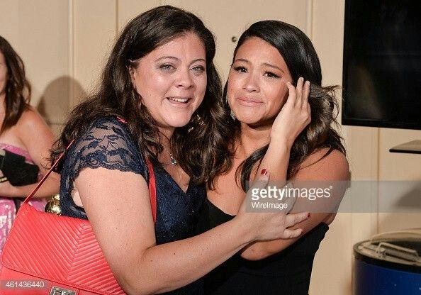Gina Rodriguez & Sister
