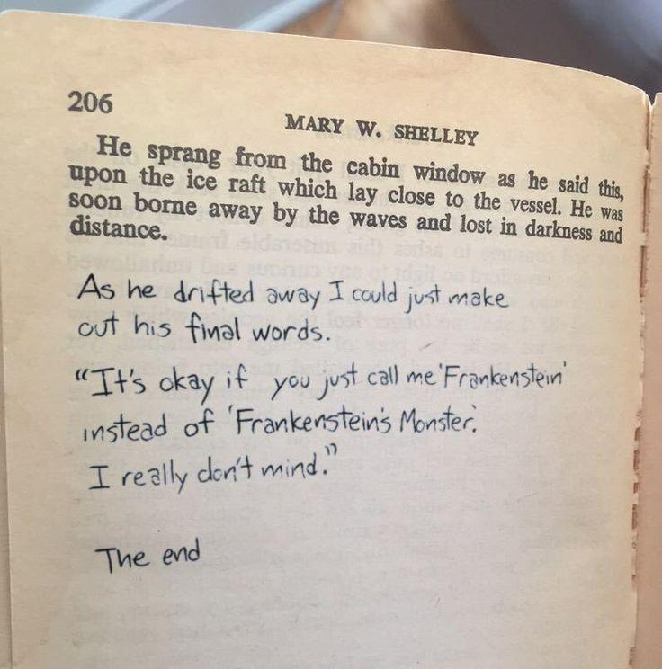 """Lost ending to """"Frankenstein"""" found"""
