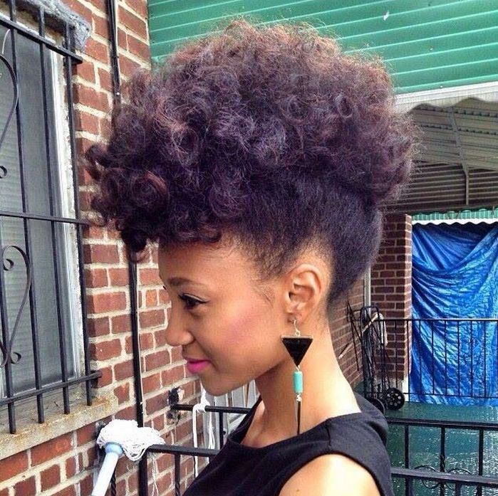 Dating a girl with natural hair
