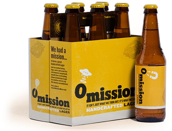 OMission Lager, their CEO is Celiac.  I'm going to try it.  Each beer has less than 10ppm: Gluten Free Beer, Gf Beer, Gluten Fre Beer, Crafts Beer, Free Samples, Omiss Glutenfr, Drinks, Omiss Beer, Glutenfr Beer