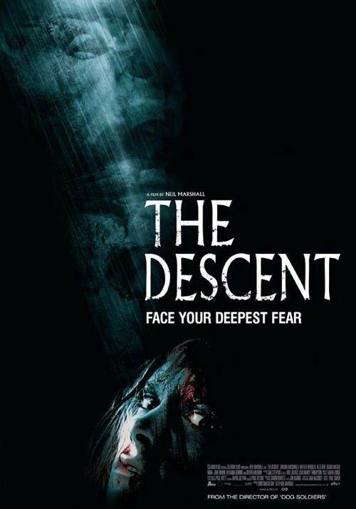 The Descent movie.