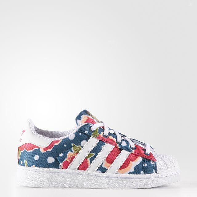 Adidas Superstar Camo Kids