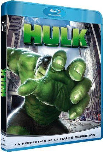 Amazon.fr - Hulk [Blu-ray] - Eric Bana, Jennifer Connelly, Sam Elliott, Josh Lucas, Nick Nolte, Paul Kersey, Lou Ferrigno, Ang Lee : DVD & Blu-ray