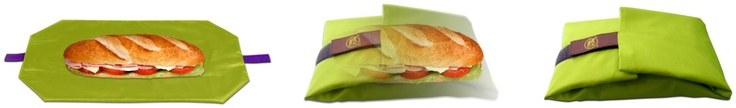 De Boc'n Roll is de uitkomst voor iedereen die zijn lunch of snack meeneemt. Het werkt tegelijkertijd als lunchbox, placemat en vershoudfolie. Na gebruik vouw je het op tot een licht, klein pakketje dat zo in de broekzak past. Het is gemaakt van geur- en smaakvrij materiaal, simpel schoon te maken en ecologisch helemaal verantwoord.