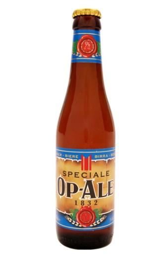 Op Ale, 5% 5/10 'Spéciale Belge' Opwijk Belgium, Brouwerij Affligem