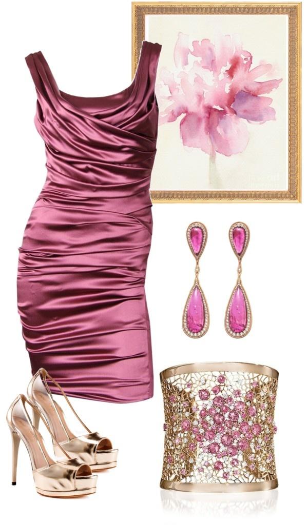 """I think I like pink"" by diamondcrazy on Polyvore"