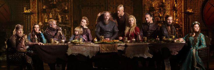 Im Reich der Vikings ist die Geschwisterrivalität lebendiger den je. Wähle deine Seite der Schlacht am 18. Februar