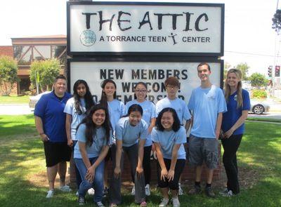 City of Torrance - Youth Volunteer Leadership Training Program