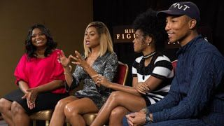 FRESH MUSIC: Pharrell Williams  Crave   As you may know by now Pharrell Williams has produced and composed the music for the upcoming drama film Hidden Figures which stars Taraji P. Henson Octavia Spencer and Janelle Monáe. The film tells the story of three African-American women who played a large role in helping NASA launch John Glenn into orbit. Pharrell has contributed vocals to several songs on the official soundtrack two of which we have already heard  Runnin and Surrender featuring…
