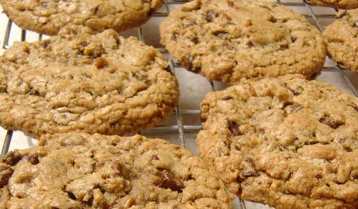 Biscuits aux pommes et à l'avoine - Le verger à Ti-Paul
