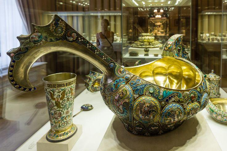 Fabergén museo, Pietari