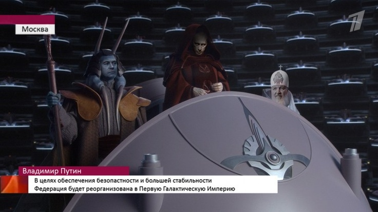 правление РФ