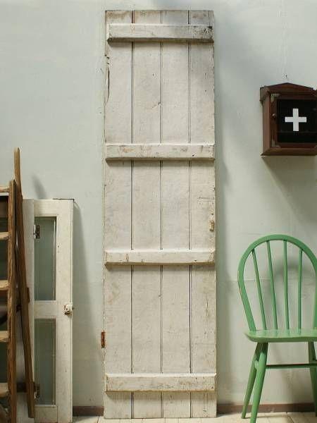 Door イギリスアンティーク木製扉ドア建具ディスプレイ1809 インテリア 雑貨 家具 Antique ¥22000yen 〆10月26日