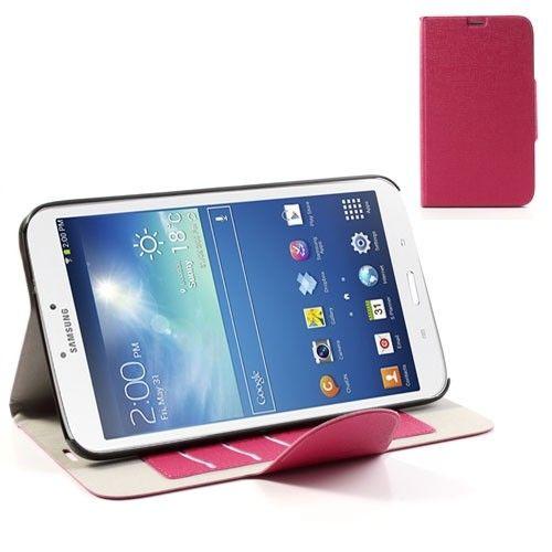 Husa pentru tableta Samsung Galaxy Tab 3 8.0 asigură protecția completă împotriva șocurilor sau a zgârieturilor, fiind foarte ușoară și subțire astfel încât să păstreze design-ul slim și elegant al tabletei.