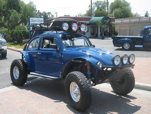My ultimate project car!! Old School Baja Beetle!!