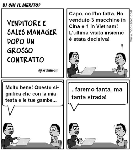 Quando sales manager e venditore sono in competizione - Leggi il post http://www.tibicon.net/2012/07/quando-sales-manager-e-venditore-sono-in-competizione.html