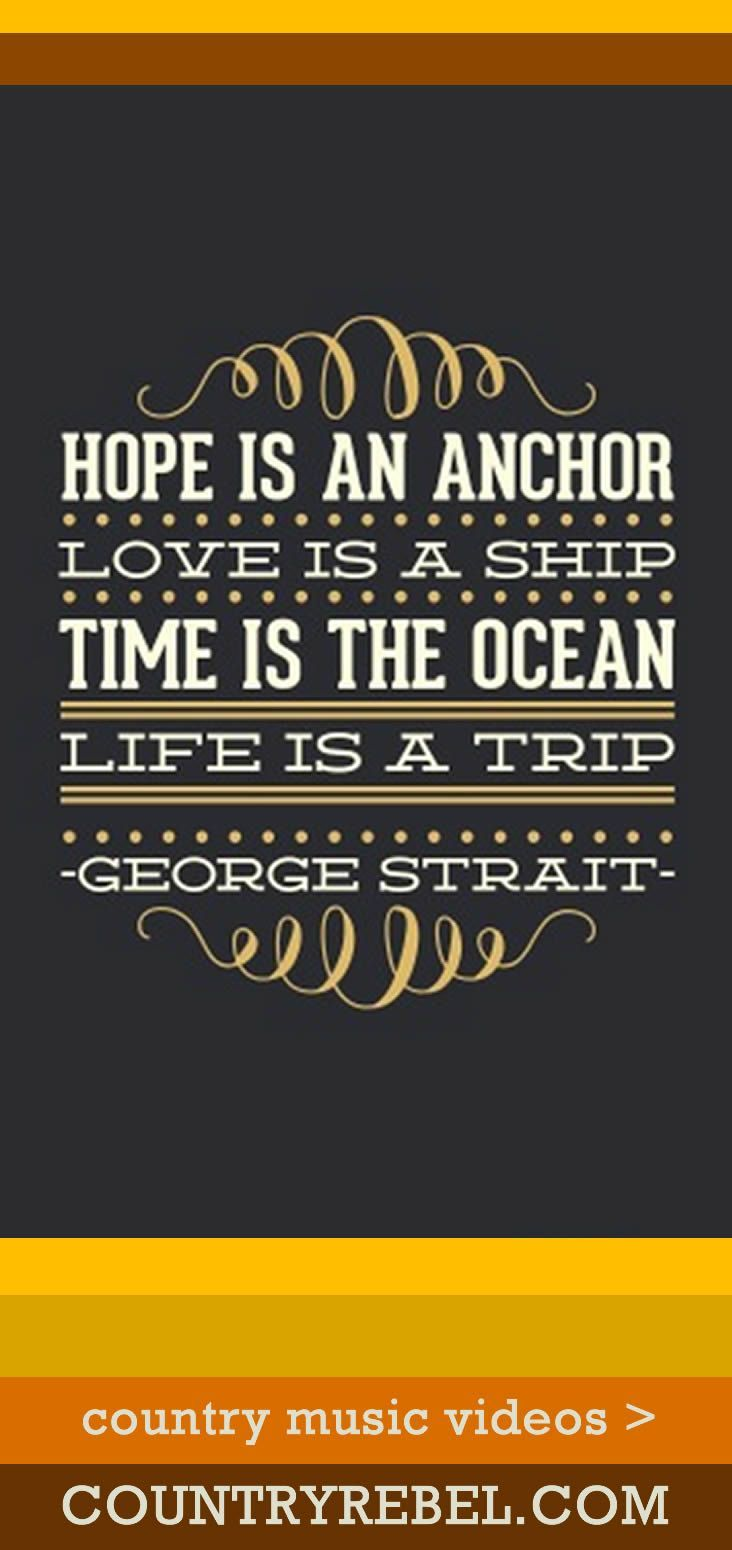 Country Quotes   George Strait Songs - You'll Be There Lyrics and Country Music Video http://countryrebel.com/blogs/videos/18610079-george-strait-youll-be-there