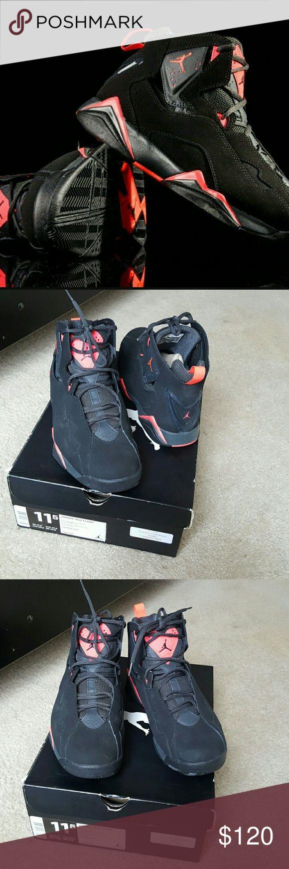 Jordan True Flight Authentic Jordans Very Good Condition Jordan Shoes Sneakers