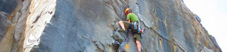 Rockclimbing West Coast Ireland