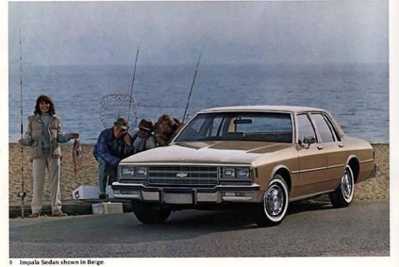 Qotd What Was Your Most Memorable Taxi Ride Chevy Impala