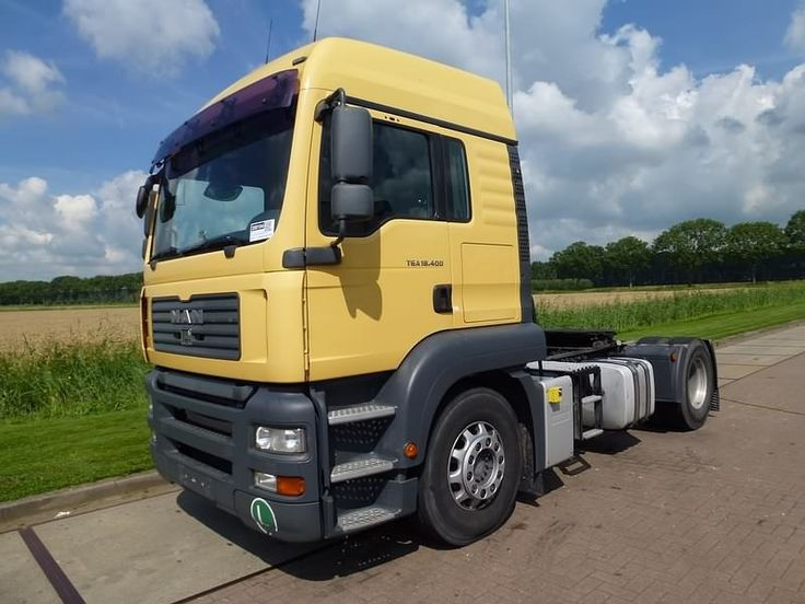 For sale: Used and second hand - Tractor unit M.A.N. 18.400 LX MANUAL E5