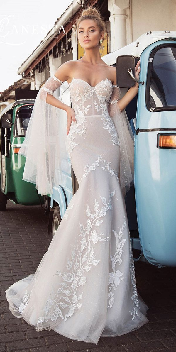 Trendy Wedding Dresses For Contemporary Bride