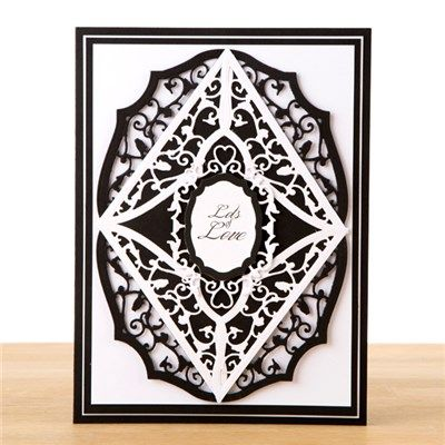 Create and Craft Couture Collection #EnchantedEscapes #Corners from Create and Craft USA