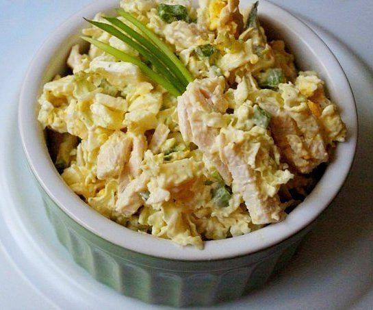 6 вкусных салатов с пекинской капустой / Едальня