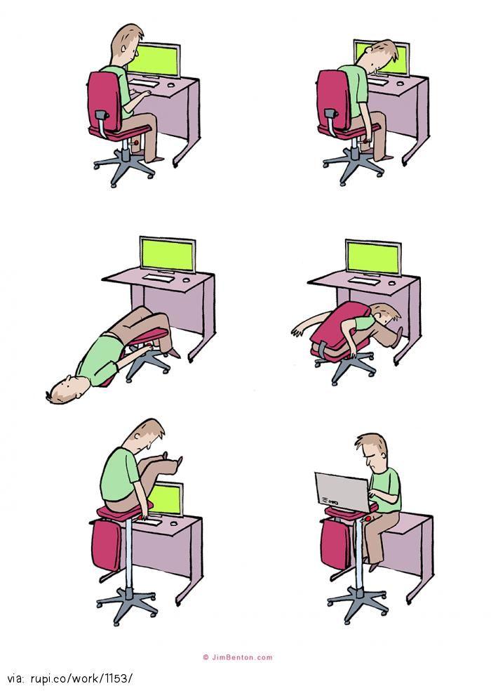 The Adjustment - Rupi - Social Comic Strip @rupidotco