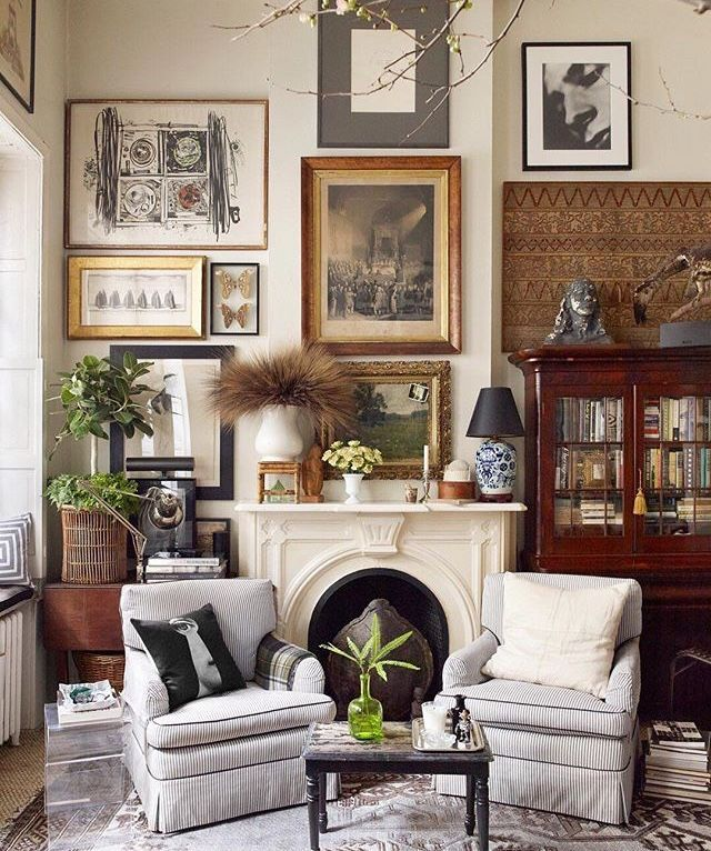 Habitually Chic Pleasure In Arranging: Pin By Habitually Chic On Chic Spaces In 2019
