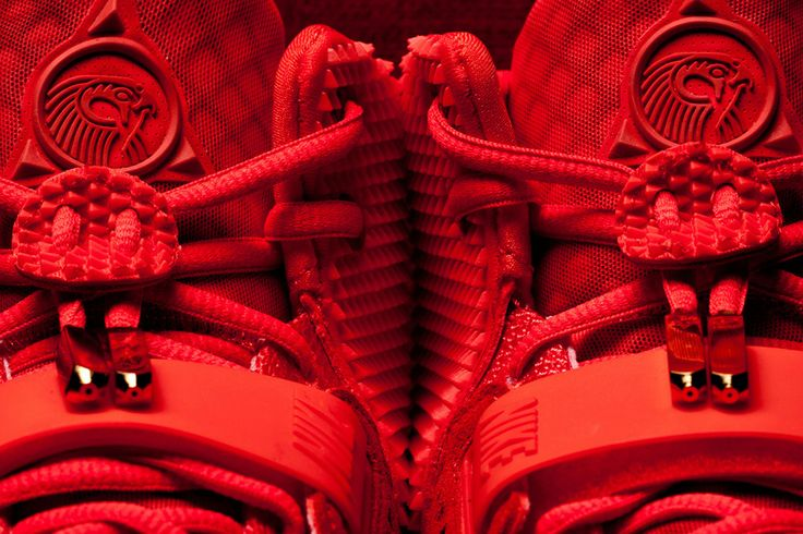 The Sneaker Lab: Looking into the Construction and Quality of the Red Nike Air Yeezy 2 | Hypebeast