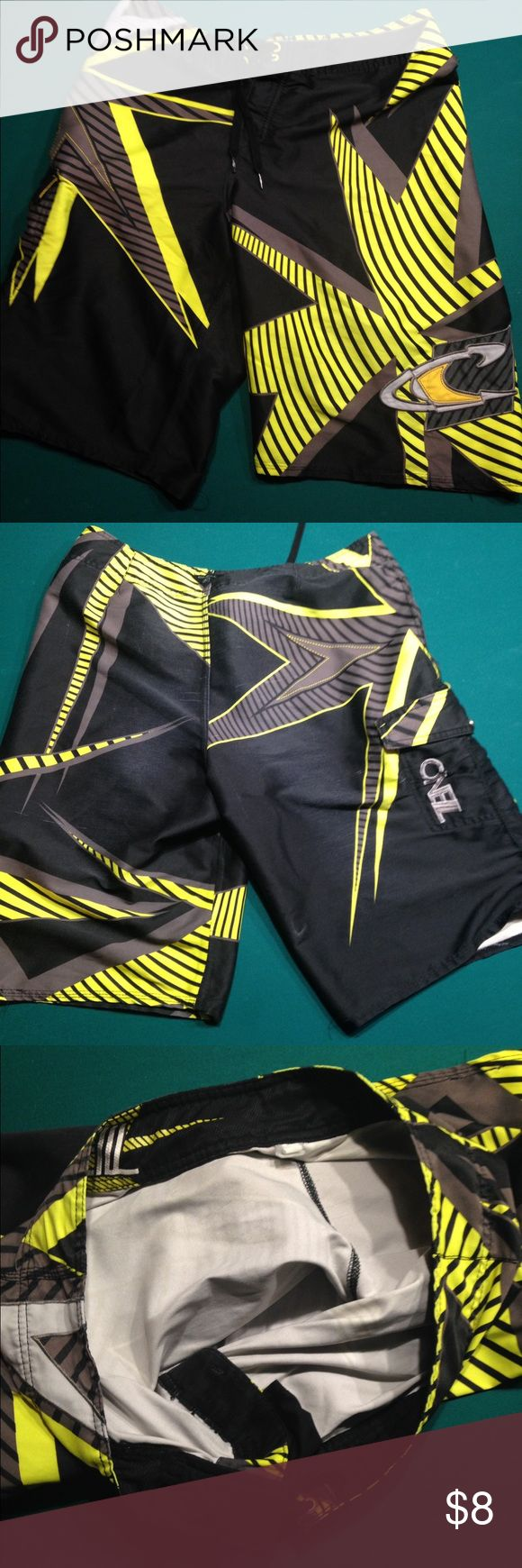 Men's swim trunks Swim trunks in good used condition O'Neill Swim Board Shorts