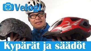 pyöräilykypärä testi - YouTube