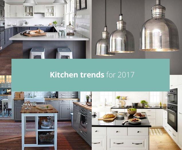 Trends In Kitchen Design Glamorous Design Inspiration