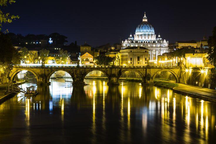San Pietro Roma | da Antonio Casti