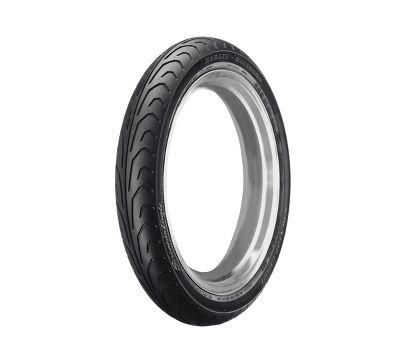 Dunlop Performance Tire - GT502F 100/90-19 Blackwall - 19 in. Front - 40554-04A