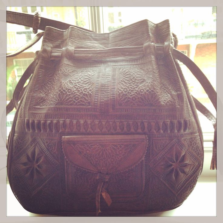 Our yummy chocolate brown Moroccan Wanderlust Bag is now available online #woopwoop   Shop here: http://be-snazzy.com/moroccan-wanderlust-bag-chocolate-brown
