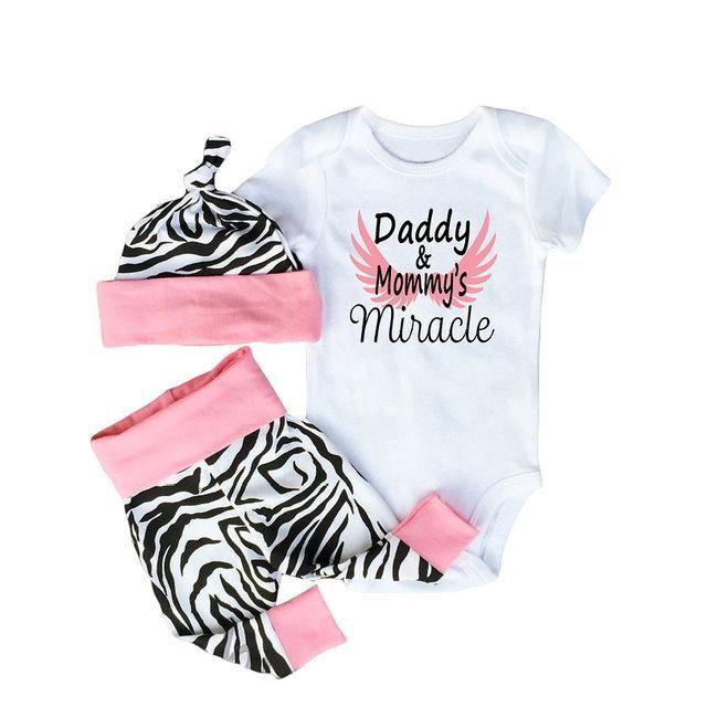 Aini Babe Infant Baby Clothing Sets
