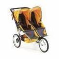 The Top 5 Double Jogging Strollers: BOB Ironman Double Stroller