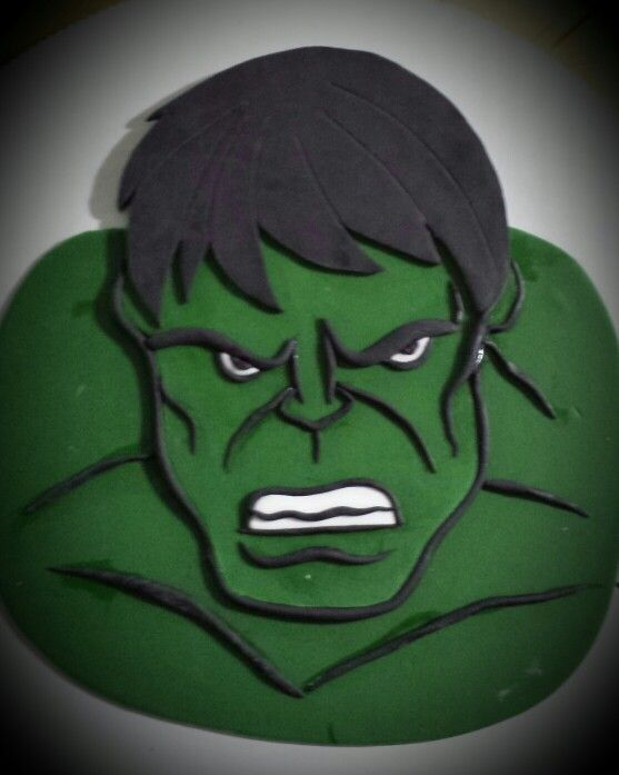 47 best super hero cakes and images images on pinterest 5th hulk cake topper pronofoot35fo Choice Image