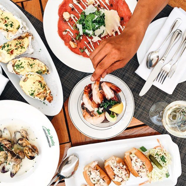 Eat Robson Happy Hour - last stop for the @foodgays is at legendary @joefortesvan! Their happy hour happens daily 4-6pm and 9:30pm-close. Get a seat on their beautiful Garden Patio and we recommend ordering everything. #eatrobson #foodgays #robsonlife