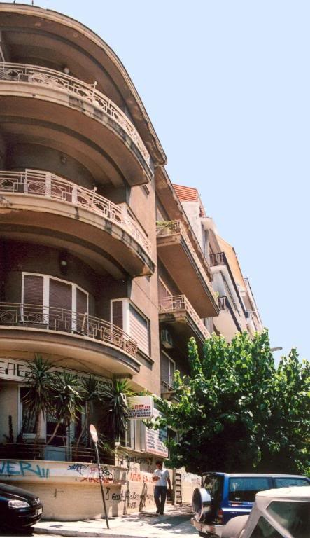 Building in Kypseli.
