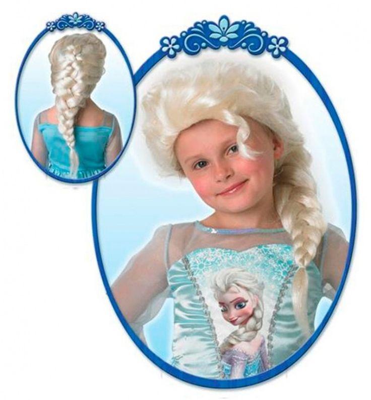 Peruka Elsa Kraina Lodu