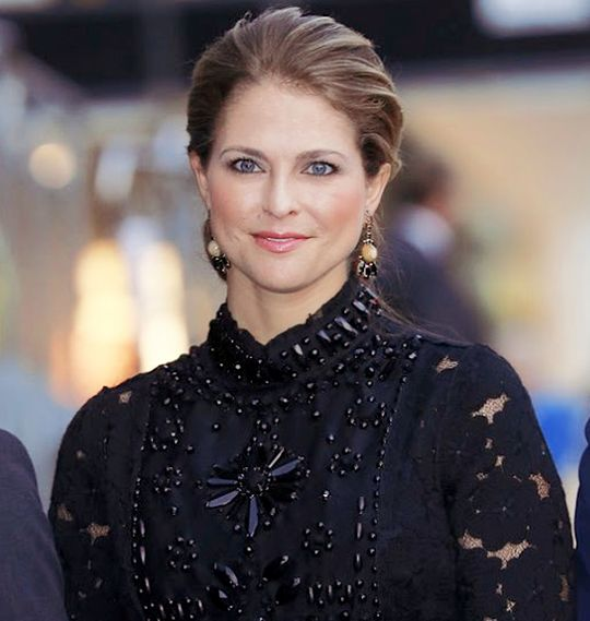 Princess Madeleine looking F L A W L E S S while attending a concert at Stockholm Concert Hall on the occasion of the opening of the Swedish Parliament on September 13th, 2016.