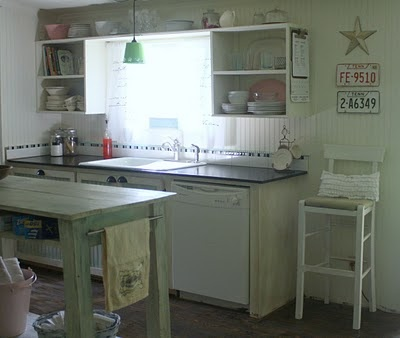 Small Kitchen Makeover  the reveal   a giveaway    The Shabby Creek  Cottage   interior design and home remodeling on a budget163 best Mobile Home Living images on Pinterest   Mobile homes  . Small Mobile Home Kitchen Designs. Home Design Ideas