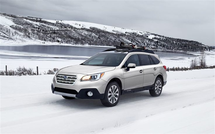 subaru outback 2015 | Both the 2015 Subaru Legacy and Outback Earn a 5-Star Safety Rating ...