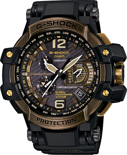 G Shock GPW1000TBS-1A - Shop Online - G Shock Online - Australia's full range of G Shock watches online.