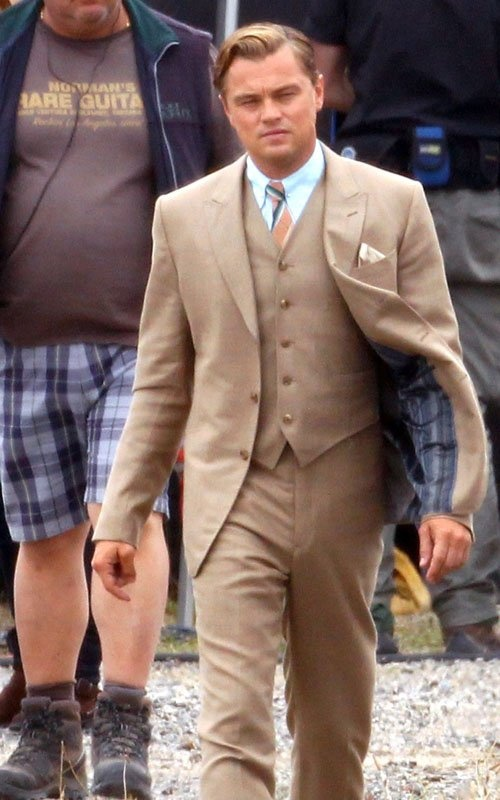 jay gatsby clothes